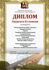 "Итоги фестиваля ""Амурские зори"""