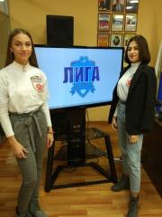 """Победа в городском конкурсе """"Доброволец года"""""""
